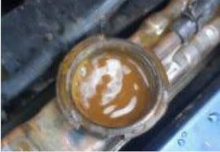 Penyebab Air Pendingin Tercampur Dengan Oil