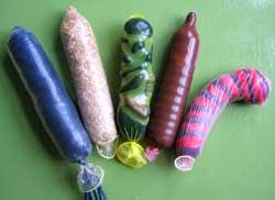 Household items to make dildo