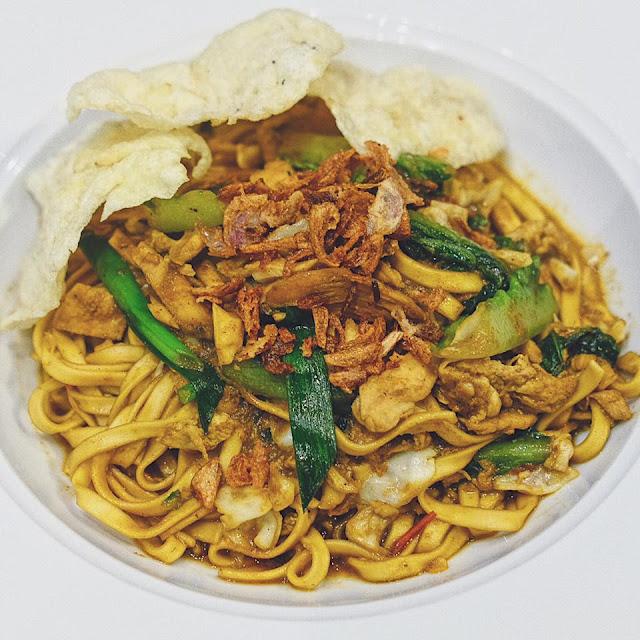 Mie Goreng Ayam