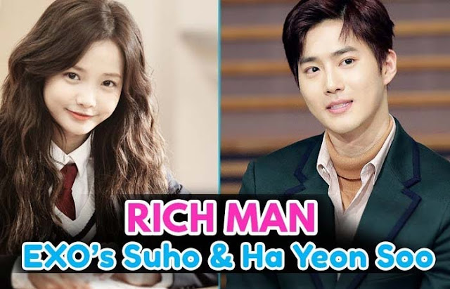 Drama Korea Rich Man Subtitle Indonesia