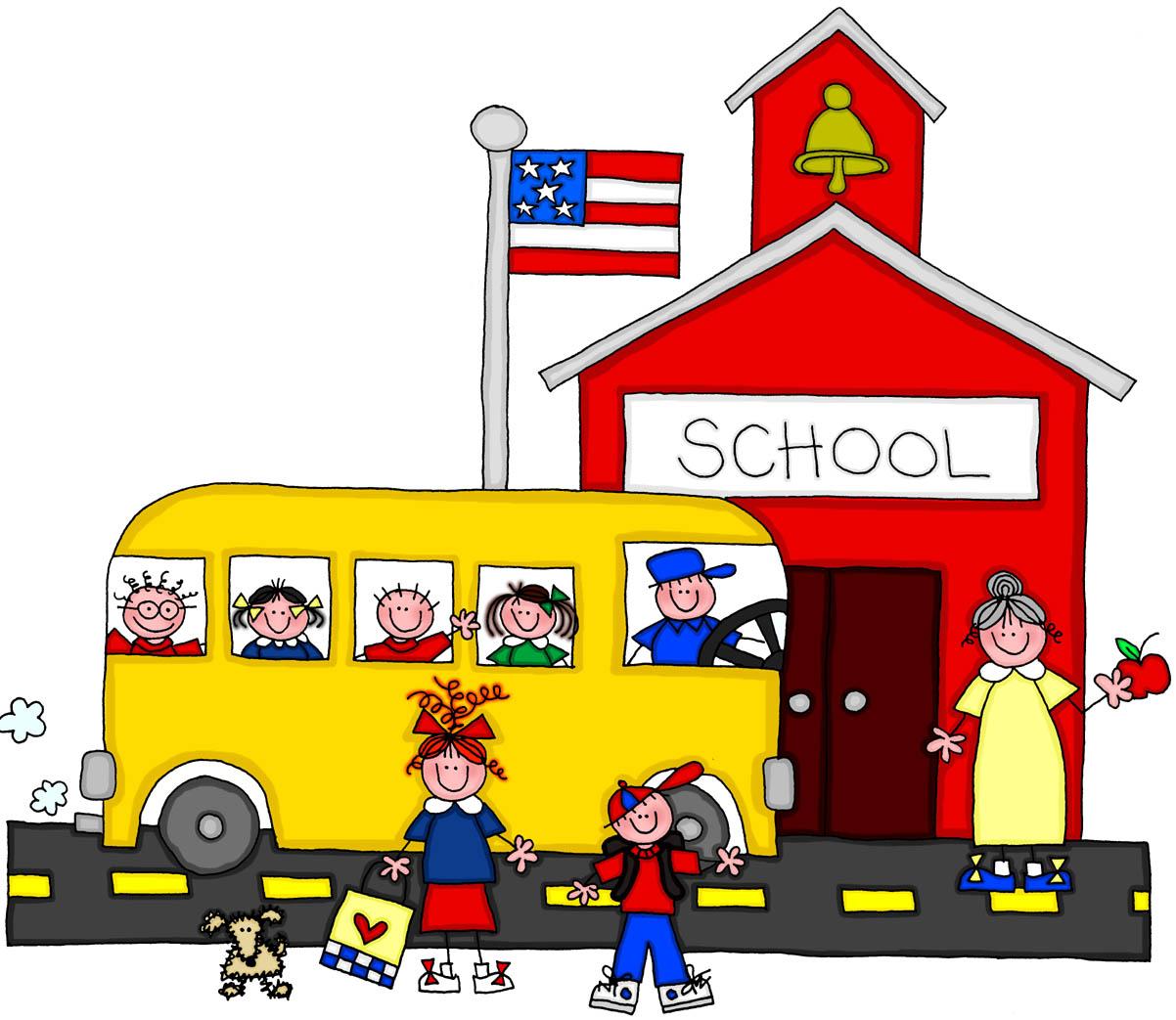 clipart school starts-#13
