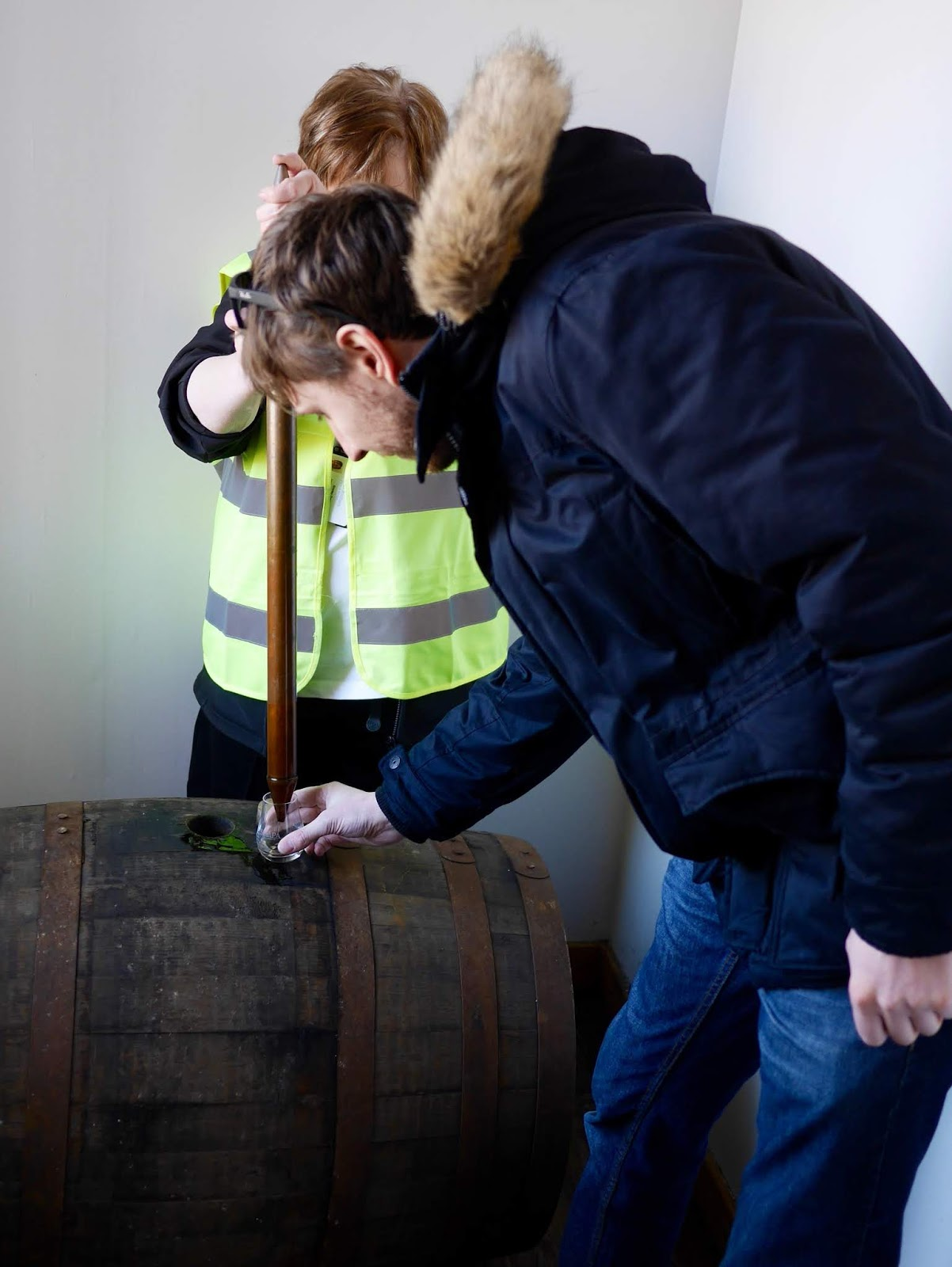 Skapa Distillery tour and tastings,  A trip to Orkney by www.CalMcTravels.com, Orkney, Whisky, Beer, Gin
