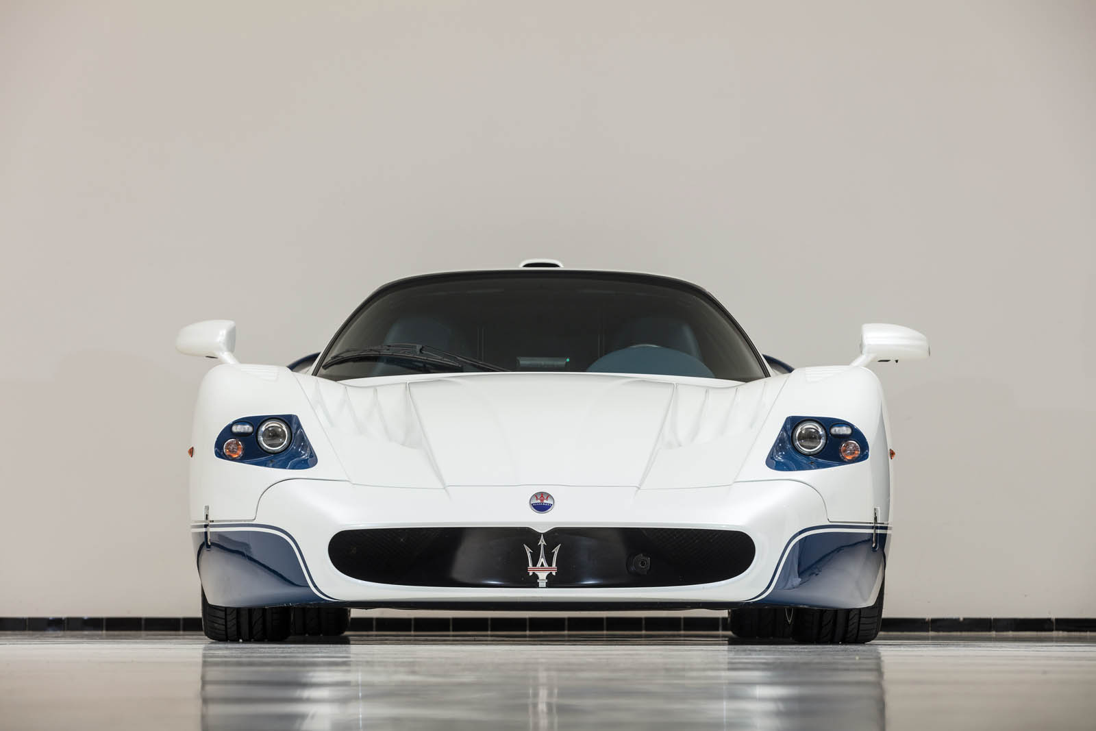 The Maserati MC12 Makes The Enzo Look Common By Comparison