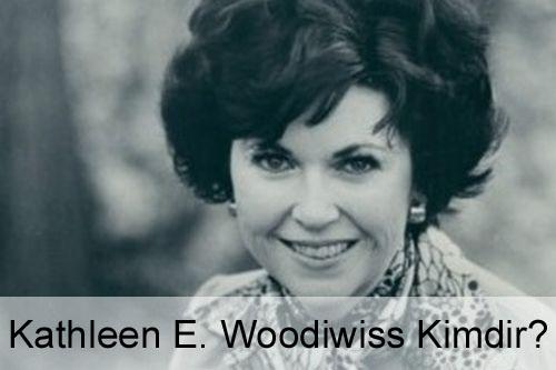 Kathleen E. Woodiwiss Kimdir?