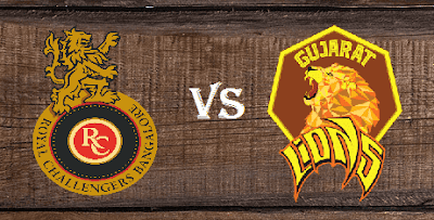 Match 31 RCB vs GL IPL 2017