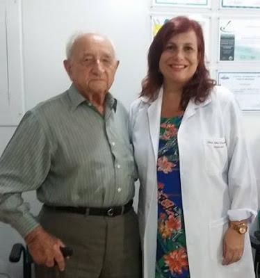Sobrevivente do Holocausto, Josef Lustman completa 100 anos