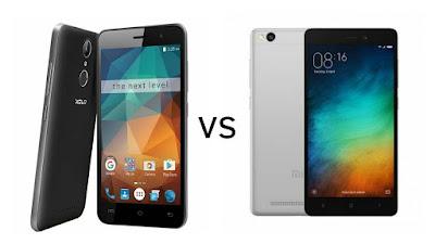 Xolo Era 2X vs Xiaomi Redmi 3s