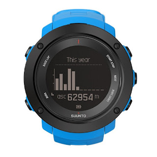 SUUNTO AMBIT3 VERTICAL BLUE SS021965000