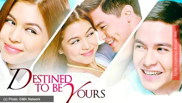 How did Destined To Be Yours's pilot episode fare in the ratings game?