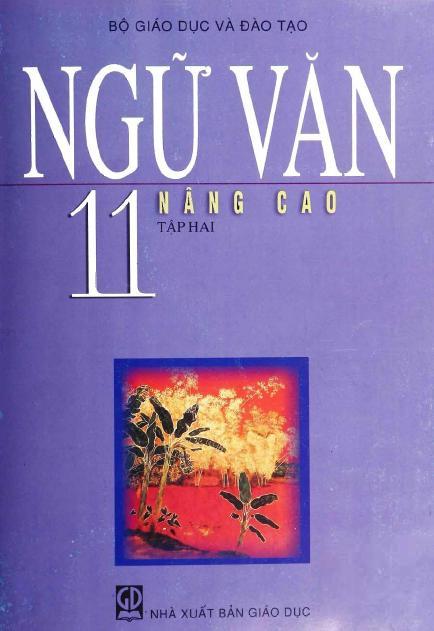 Sách Giáo Khoa Ngữ Văn 11 Tập 2 Nâng Cao