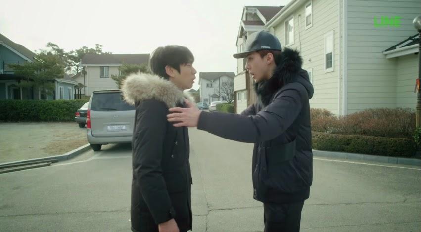 drama exo  door episode