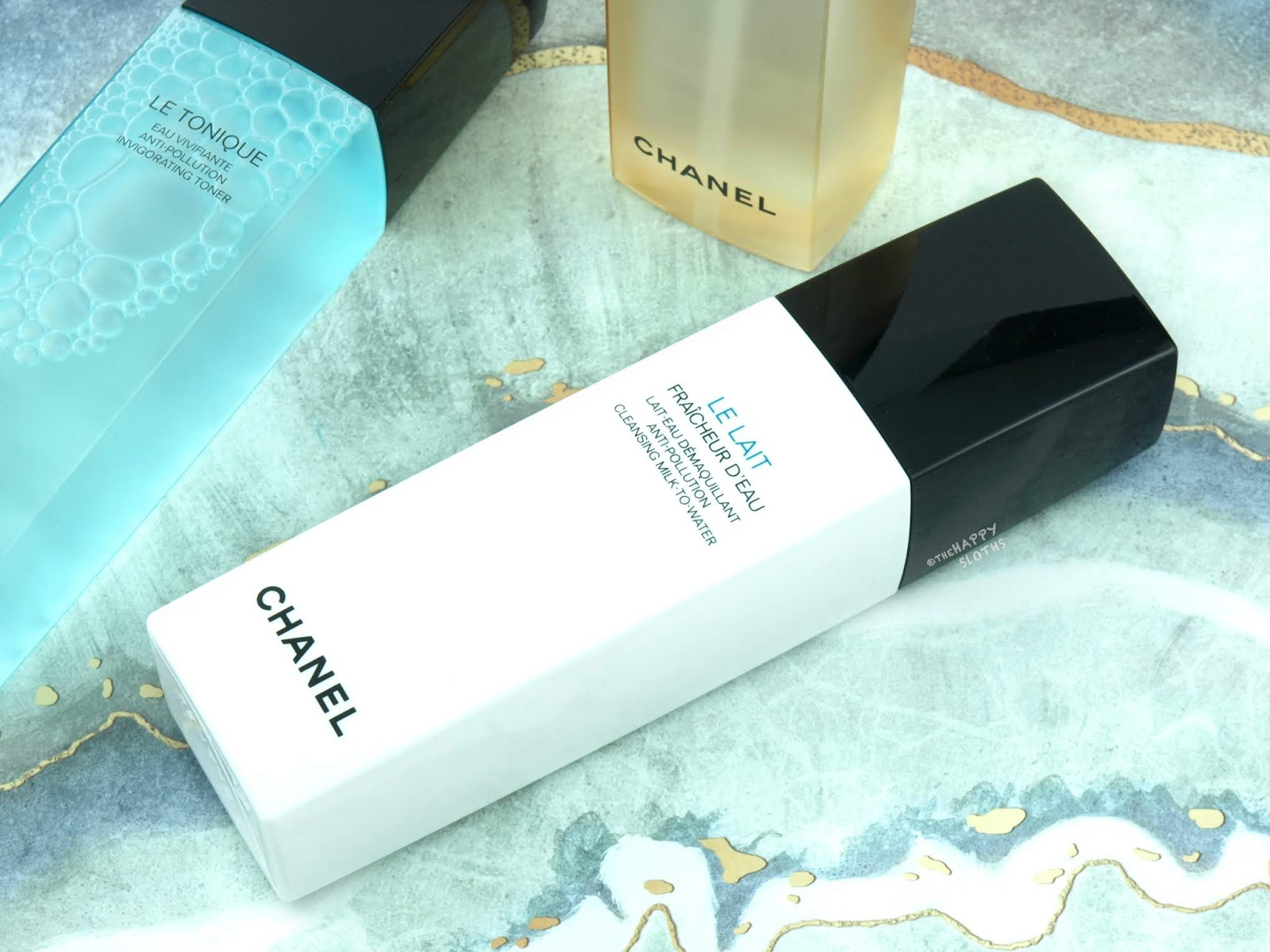 Chanel | Le Lait Anti-Pollution Cleansing Milk-To-Water: Review