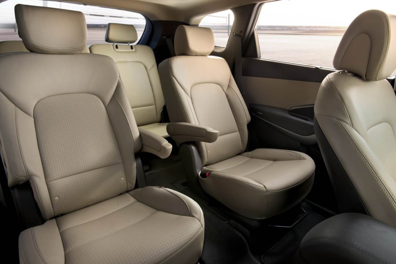 2013 ford explorer captains chairs hang around chair cover hyundai grand santa fé 2014 de 7 lugares fotos e