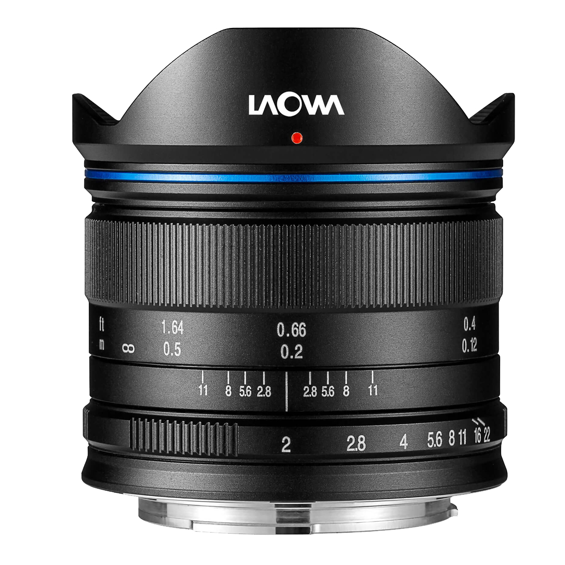 Laowa 7.5mm f/2.0, черный