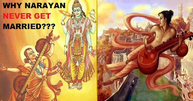 why narayan never get married
