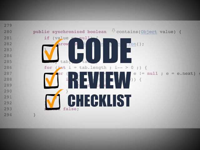 Design process checklist unlimited images wallpaper hd pictures code review checklist process guidelines welcome to techland code review checklist process guidelines fandeluxe Gallery