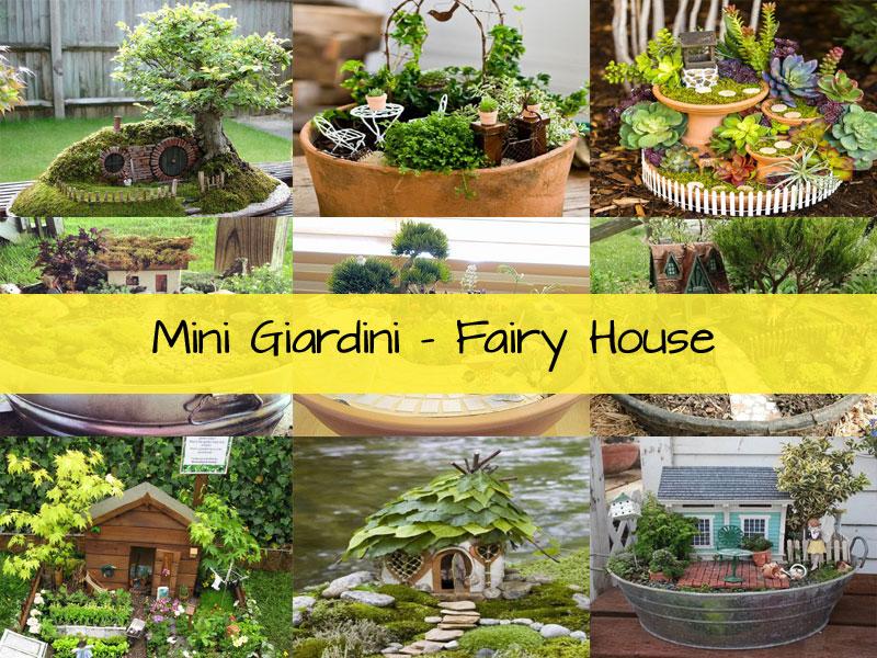 11 mini giardini incantati fai da te kreattivablog - I giardini del te ...