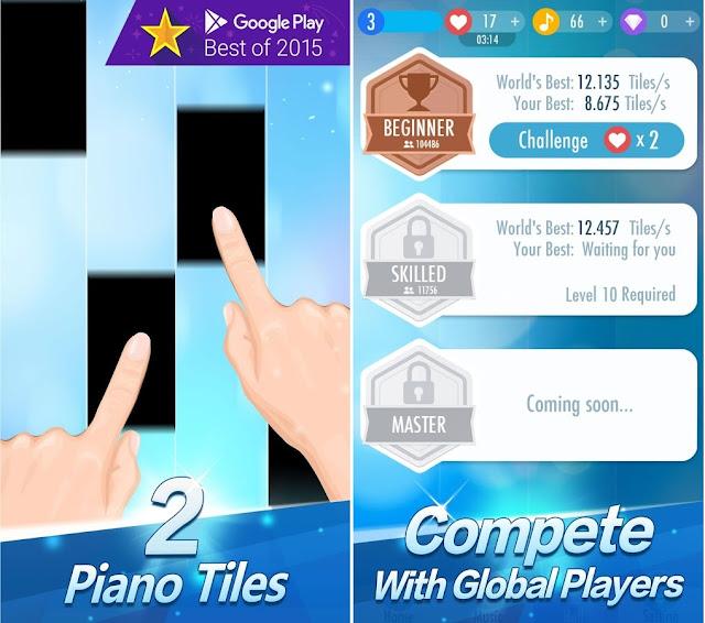 Piano Tiles 2 (Don't Tap...2) v1.2.0.834 Mod APK Terbaru
