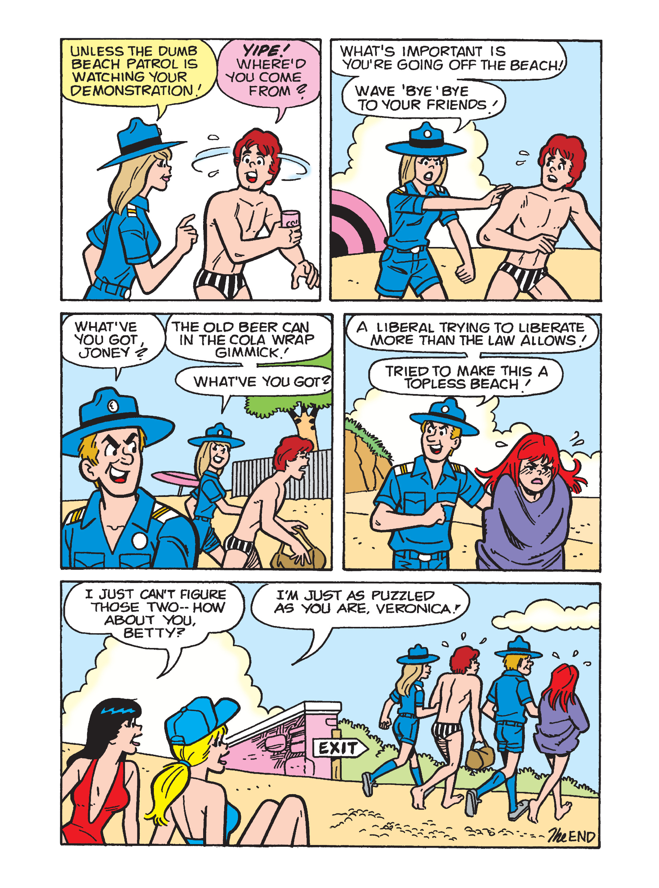 Read online Archie 75th Anniversary Digest comic -  Issue #4 - 57