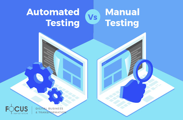Manual Vs Automated Testing