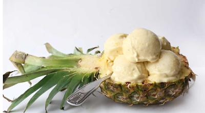 Sound Pineapple Banana Icecream #nanas