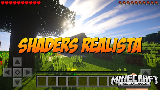 Minecraft PE 1.0.3 Oficial Com Shaders Realista (DOWNLOAD APK GRÁTIS) - Pocket MCPE