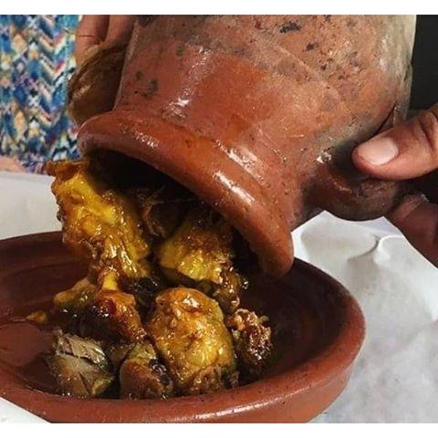 حمد طنجي طباخ مغربي