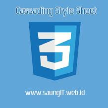 Tutorial CSS #1 - Dasar-Dasar CSS