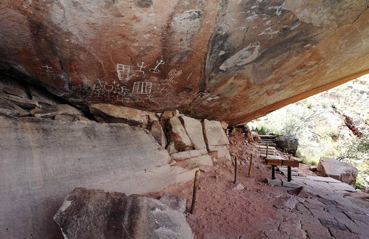 destinos turisticos de sucre incamachay pumamachay antiguas pinturas rupestres