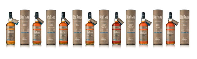Benriach single casks batch 14