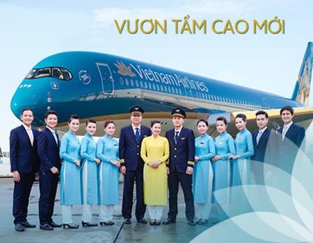 Nhân viên Vietnam Airlines