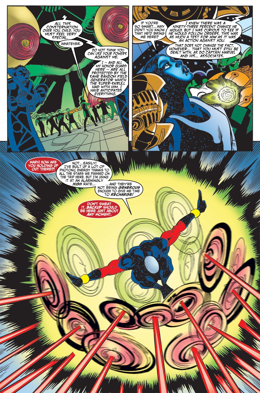 Captain Marvel (1999) Issue #10 #11 - English 15
