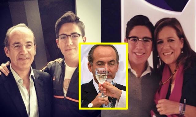 #HijoDeTigrePintito...¿? Primogénito de Calderón protagoniza lío en bar de Playa del Carmen.