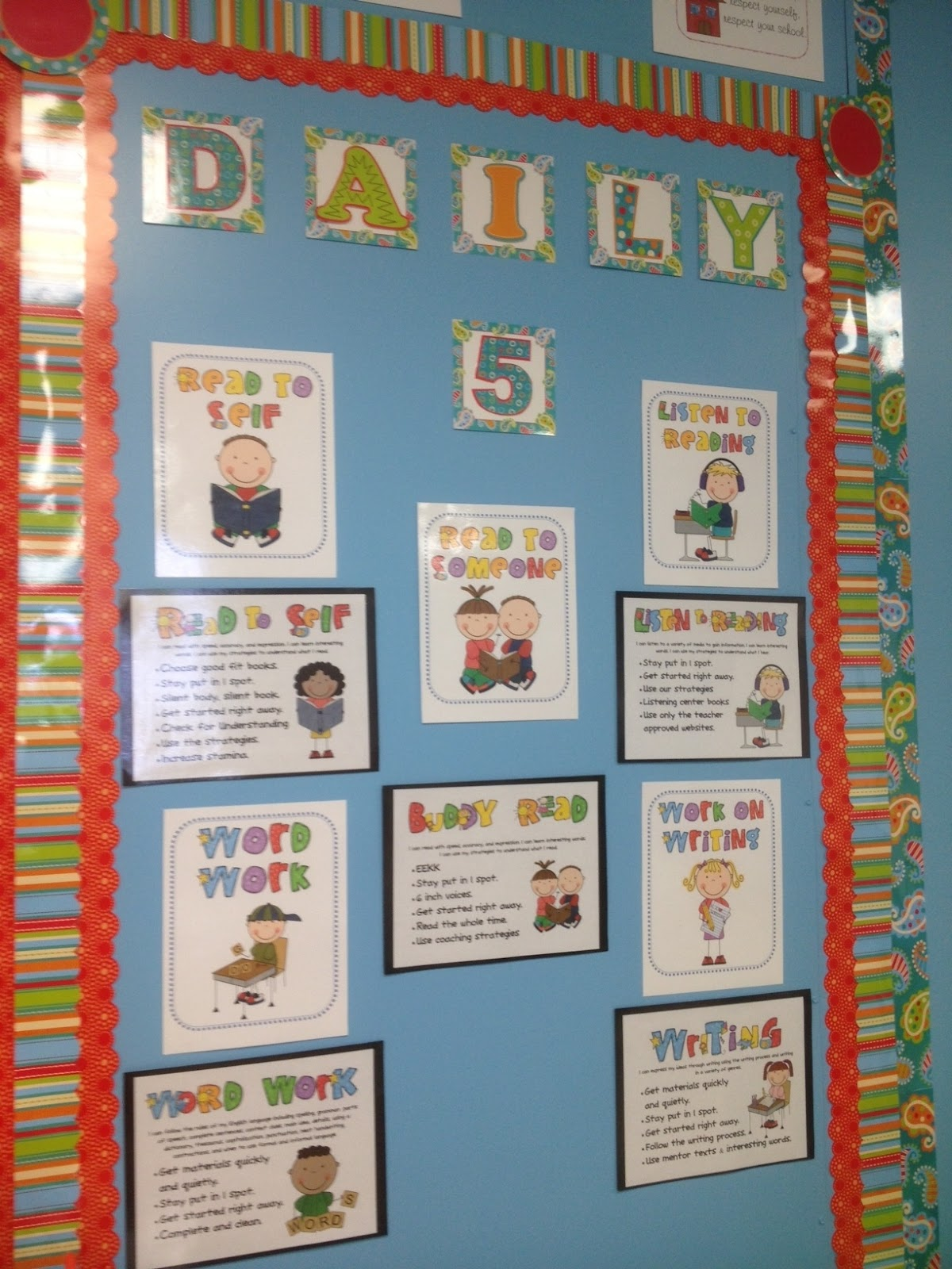 Images About Daily 5