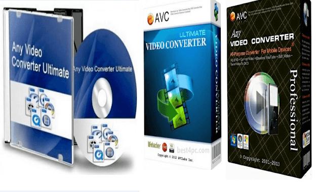 تحميل برنامج any video converter ultimate عملاق تحويل صيغ الفيديو + التفعيل