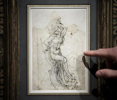 Η Γαλλία μπλοκάρει την πώληση του Αγίου Σεβαστιανού του Ντα Βίντσι