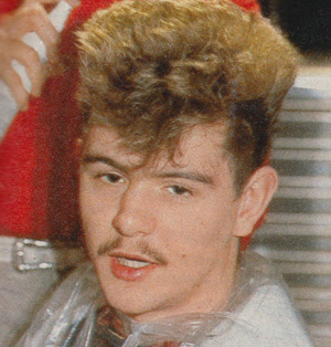 Vongestern Blog Haart An Der Grenze Frisuren Reportage 1985
