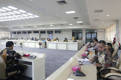 Raperda APBD Provinsi Lampung 2018 Yang Dirancang Gubernur Ridho Siap Disahkan DPRD