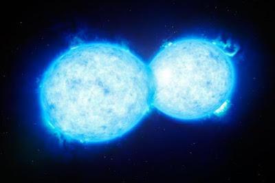 Unik, Astronom Menemukan Bintang Kembar Siam