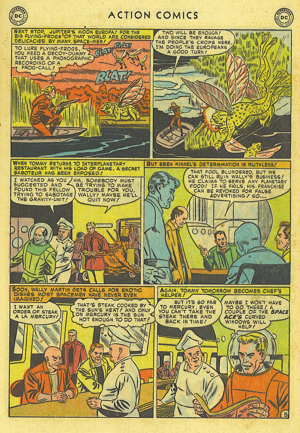 Action Comics (1938) 162 Page 15