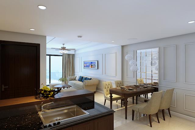 Căn hộ của dự án Luxury Apartment