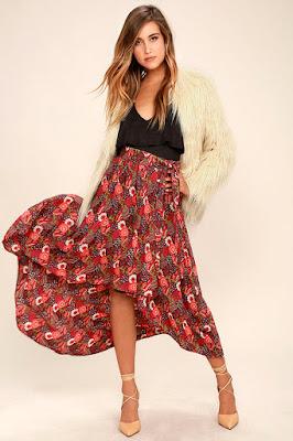 Faldas de moda para mujeres