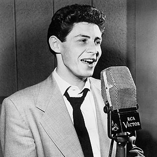 FROM THE VAULTS: Eddie Fisher born 10 August 1928