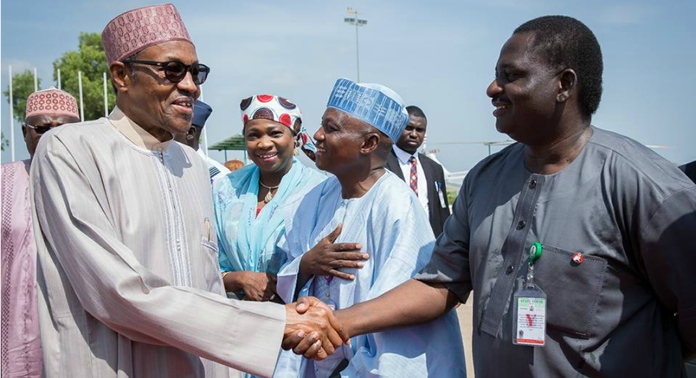 Image result for Foreign governments aren't opposed to Buhari's second term