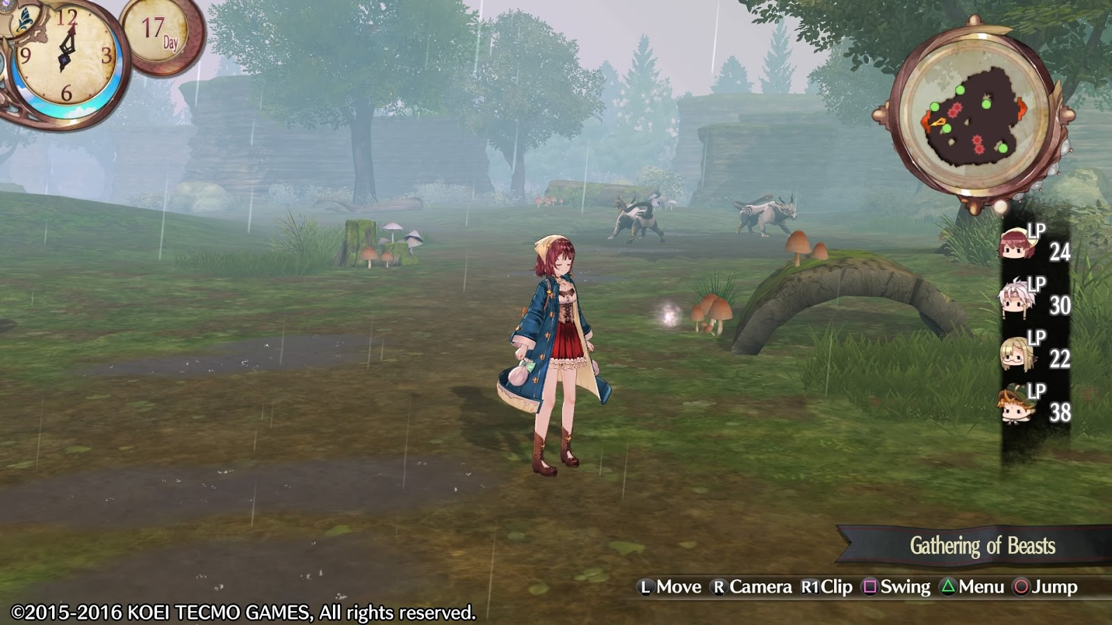 review atelier sophie the alchemist of the mysterious book sony jrpg review
