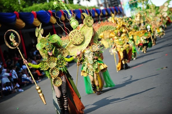 Festival Jember Fashion