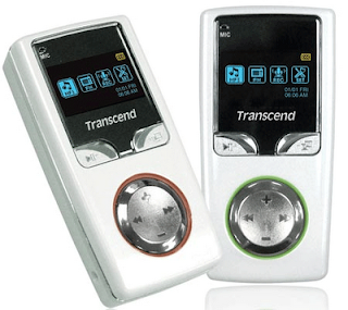 Transcend mp3 player