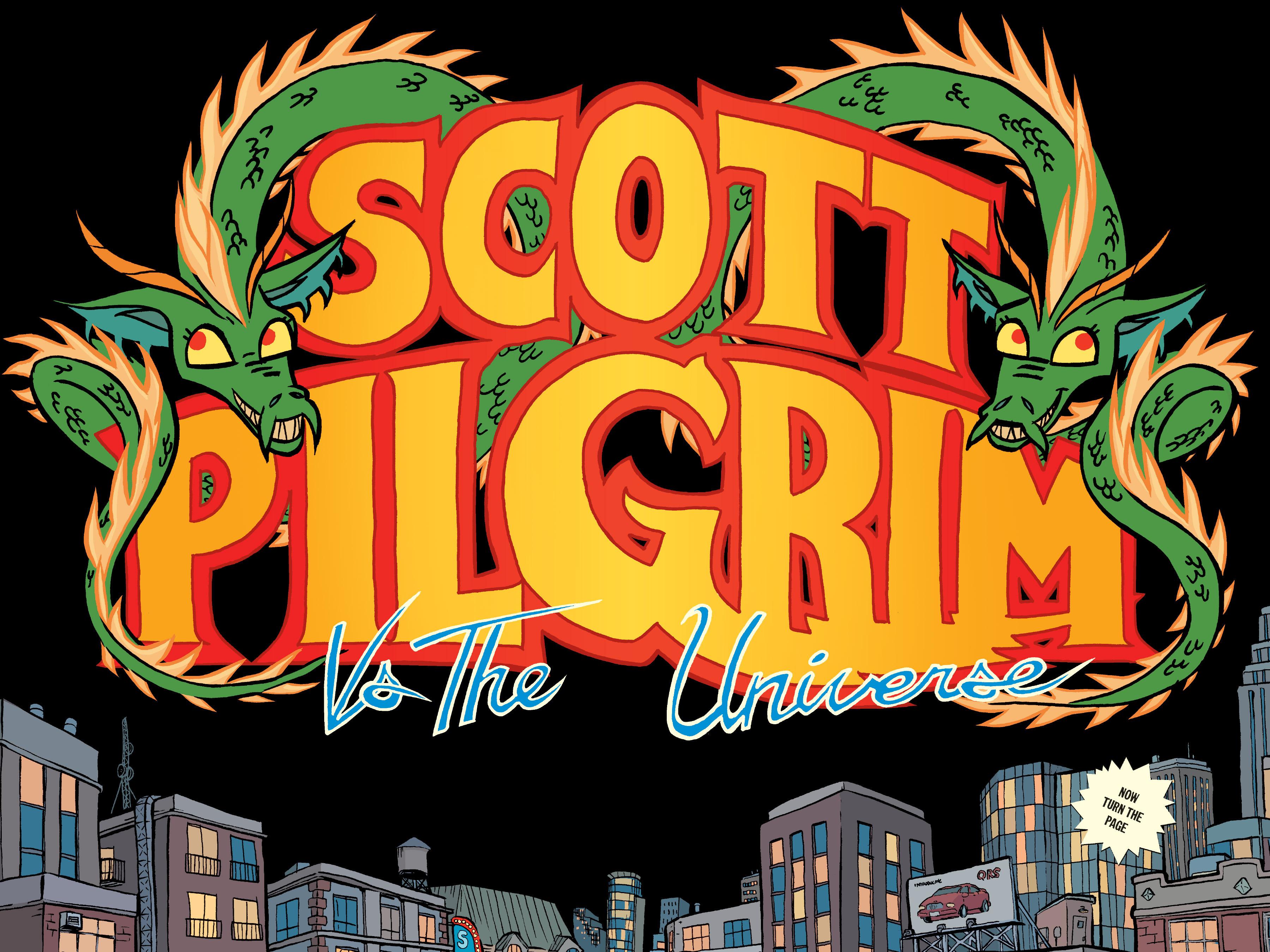 Read online Scott Pilgrim comic -  Issue #5 - 4