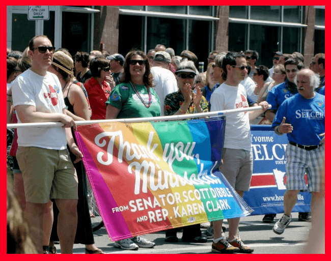 Twin Cities Pride Parade 2013