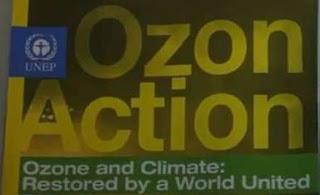 για την προφύλαξη όζοντος πρέπει όλες οι χώρες να είναι ενωμένες